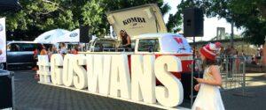 Kombi DJ Sydney Swans