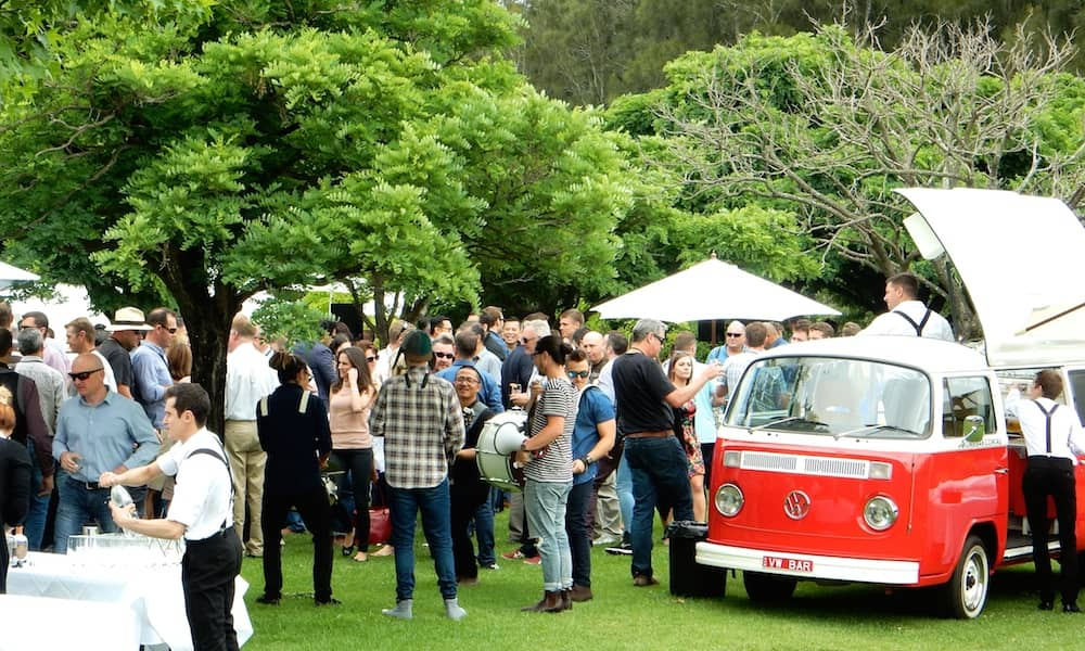 Pop up bar hire sydney