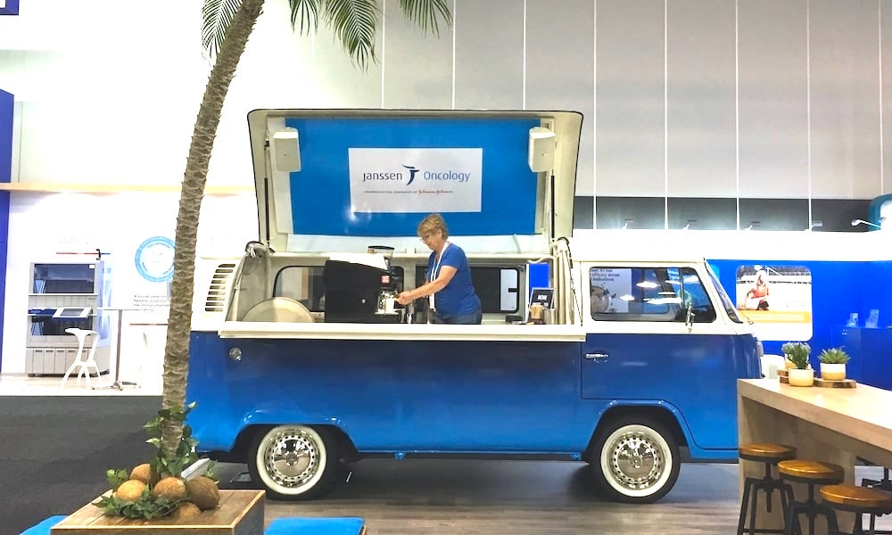 Mobile Exhibition Fit Out