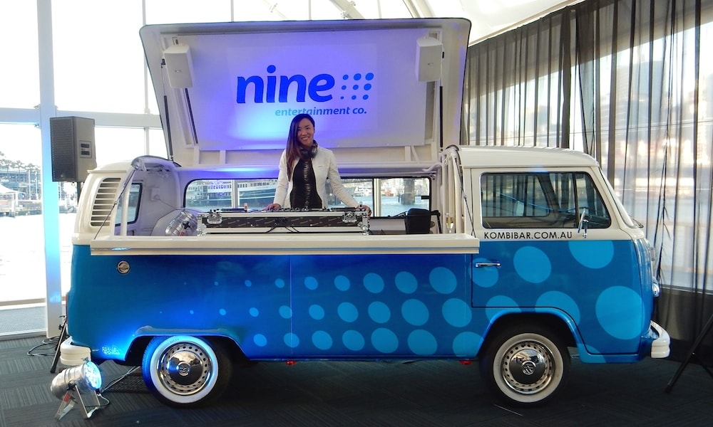 Sydney Corporate DJ Hire Kombi
