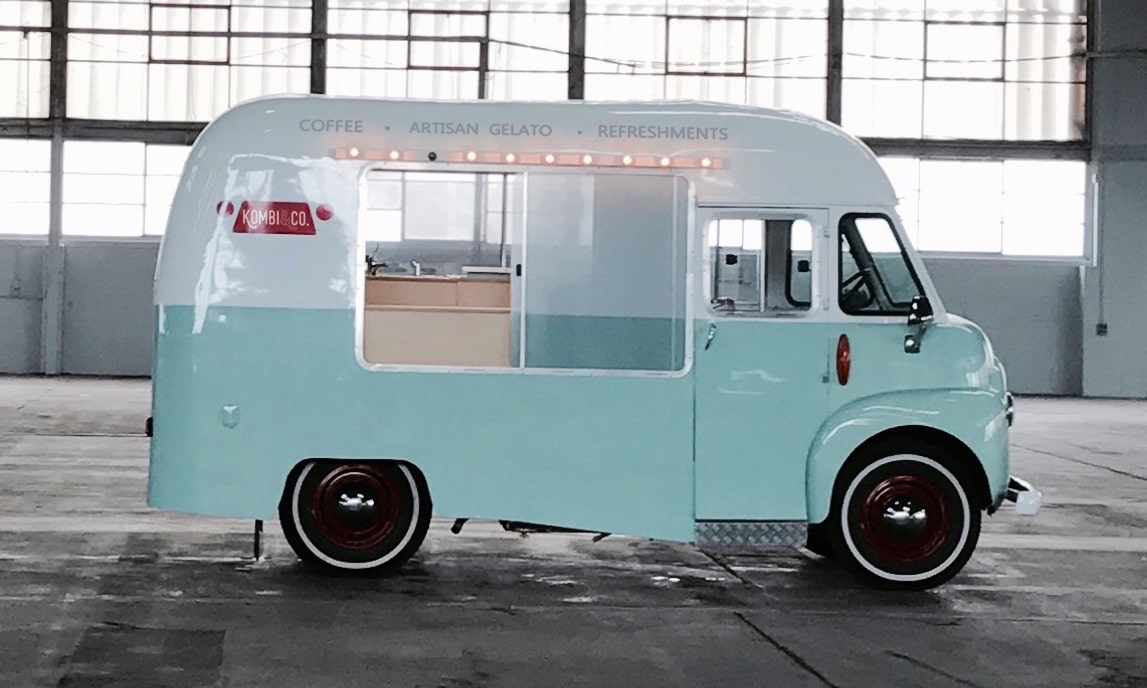 Ice Cream Van Hire Sydney