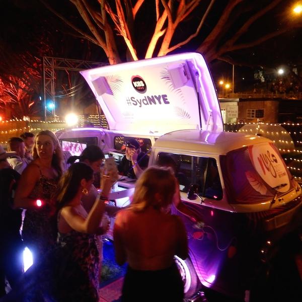 Kombi Promotional Vehicle Sydney