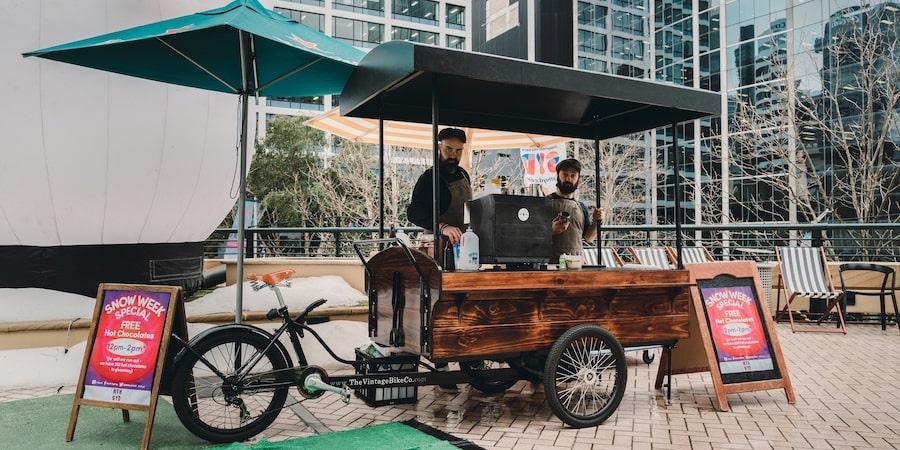 Coffee Cart Hire Sydney