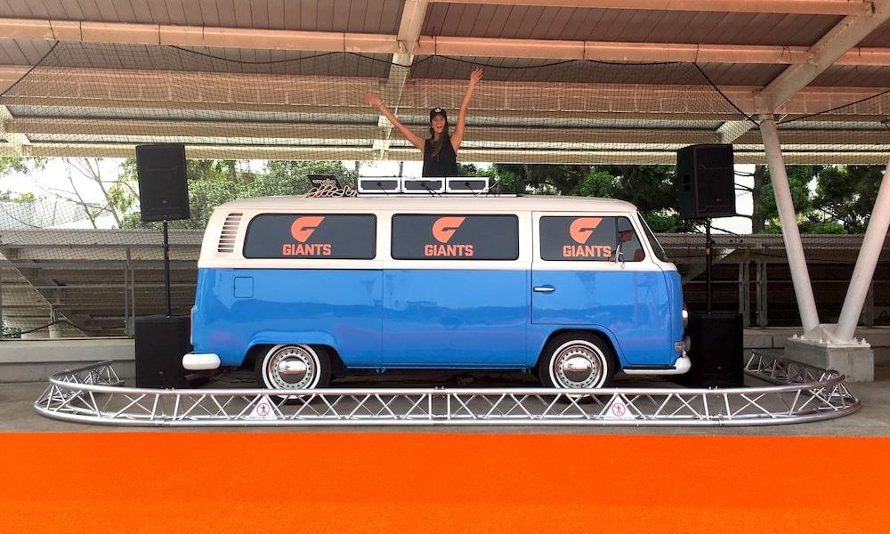 Promotional Vehicle