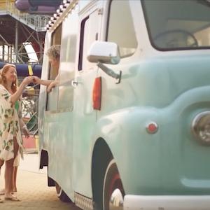 Commer Ice Cream Van Sydney