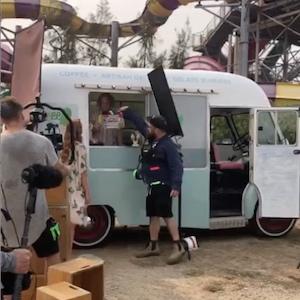 Ice Cream Van Hire TVC