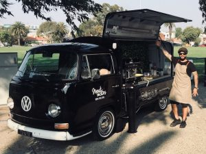 Kombi Coffee Van