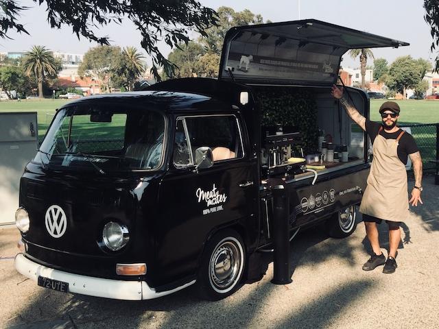 Kombi Coffee Van