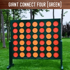Giant connect four hire sydney
