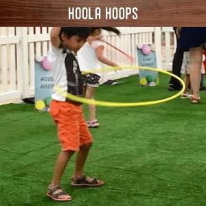 Hula Hoops hire