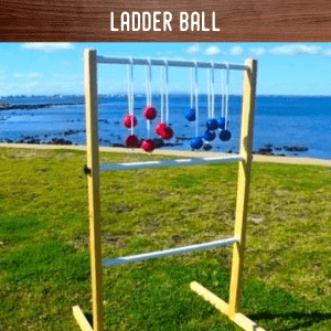 Ladder ball hire