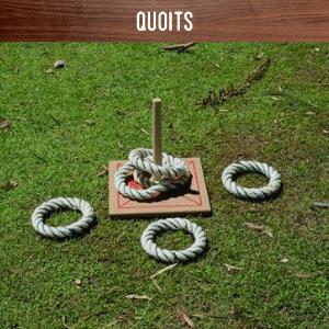 Quoits hire
