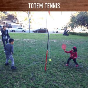 Totem Tennis hire