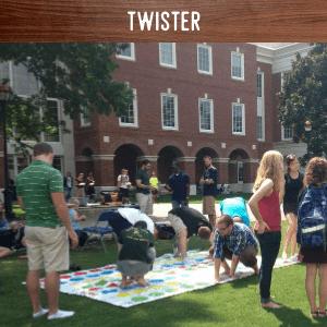 Twister hire