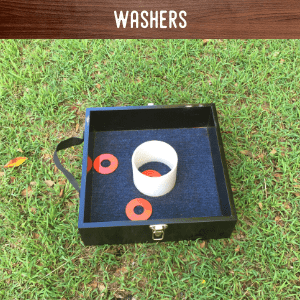 Washers game hire