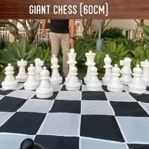 Giant Chess Hire sydney