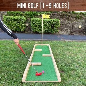 Mini Golf Hire Sydney