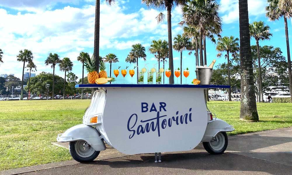 Mobile Bar hire sydney